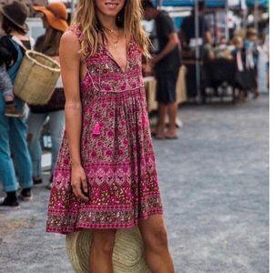 Kombi Spice shift dress